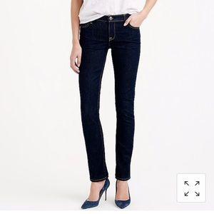 J. Crew Matchstick Straight Leg Jeans 29 Short
